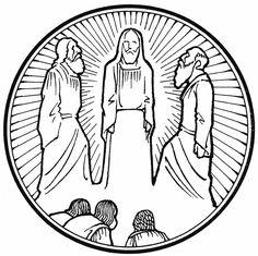 27 Best Transfiguration of Jesus Sunday School images