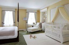 quarto de bebê de Kate e Willian para o bebê George Alexander Louis