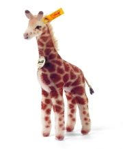 Stieff Mohair Giraffe  one of my favorite animals from Stieff and always one of the most wonderful baby gifts to give as a very special gift indeed!