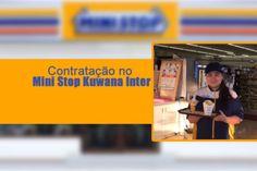Contratação de estrangeiros no Mini Stop Kuwana Inter Vagas de arubaito em combini. Mesmo com pouco domínio de japonês. Ambiente de trabalho agradável e oportunidade de aumento salarial ou cargo de chefia.