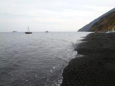 Isola Stronboli, Isole Eolie Sicilia