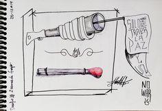 desafio dos 30 #desenhos #draw #sketchbook por #fabermota