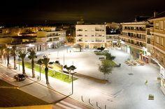 Peatonalización de Centro Urbano en Plazatio