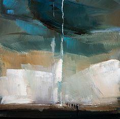 Edward B. Gordon #paintings #cuadrosmodernos