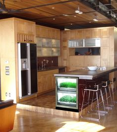 1000 images about urban cultivators in action on for 9x9 kitchen designs