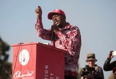 Zimbabwe opposition leader: 'We will have a new president  it will be me' Latest News