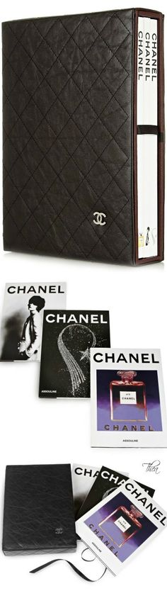 Chanel Hardcover Books