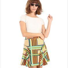 Sonic summer spring fall skirt