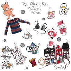 Viviana Mori - The Afternoon Tea FW 16/17