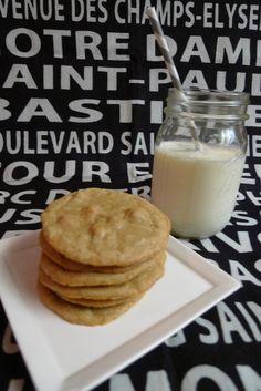 Peanut Butter cookies!