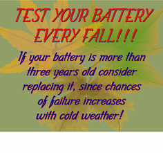Tips for fall from Signature Auto Group.  To set up a service appointment or check out our inventory online www.sigautogroup.com or call us at 1-800-364-2868
