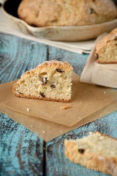 Irish Soda Bread - for #St. Patrick's Day by @Liren Baker | Kitchen Confidante