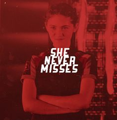 Clove, she's pretty dangerous and mean, but you have to admit, she's impressive.