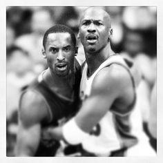 Kobe & Jordan....ha!