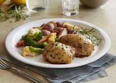 Foster Farms Recipe: Fresh Rosemary Chicken