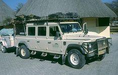 Defender Triple Cab Pick-up
