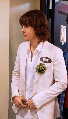 BTS SNL Harry as Mick Jagger