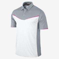 Nike Innovation Color Block Men's Golf Polo