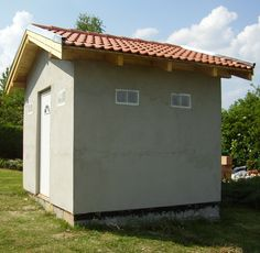 www.kerthazlakas.hu www.facebook.com/kordaiepito Shed, Outdoor Structures, Facebook, Lean To Shed, Coops, Barns, Sheds, Barn