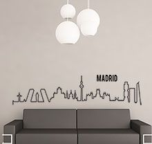 skyline madrid tattoo - Cerca con Google