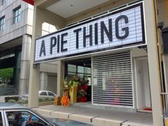 Eat Drink KL: A Pie Thing @ Damansara Uptown