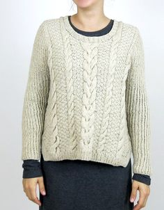 nieve / cocoknits - perhaps my next knit!