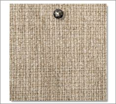 SECTIONAL FABRIC IDEA: Nice & Neutral Fabric Inspiration (Warmer tone)   Yard - Slubby Basketweave | Pottery Barn