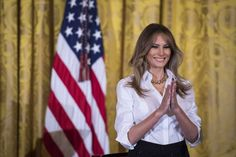 Melania Trump loves being a mom. As first lady, will she be mom-in-chief