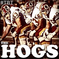 Who remembers the Hogs? #Classic