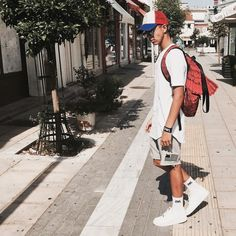 #OwlClothes #Sprayground #BackPack #Wings #HighSocks #Nike #AirForce1 #SunnyDay #Hat #Xanthi #Greece #StreetLifeStyle #13-07-2017