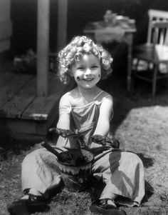 """""""Oh my goodness"""" ~Shirley Temple"""