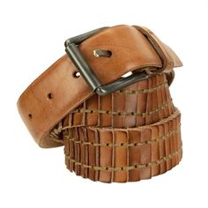 Will Leather Goods Panton Plated Belt Leather Belts, Real Leather, Leather Men, Leather Wallet, Casual Belt, Designer Belts, Leather Design, Leather Accessories, Leather