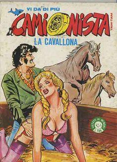Fumetti EDIFUMETTO, Collana CAMIONISTA I SERIE