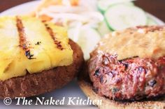 Thai Burger with Coconut Peanut Sauce (Click Pic for Recipe) I completely swear by CLEAN eating!!  To INSANITY and back....  One Girls Journey to Fitness, Health, & Self Discovery.... http://mmorris.webs.com/