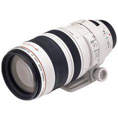 Canon Lens 100-400 EF f/4.5-5.6L IS USM