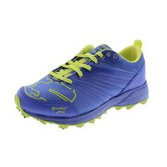 Icebug 4898 Womens Anima3 Blue Waterproof Trail Running Shoes Sneakers 10.5 BHFO