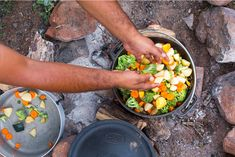 10 of the best potjie tips from Getaway readers Oxtail, Carrot Cake, Chutney, Slow Cooker, Carrots, Good Food, Cooking Recipes, Menu, Vegetables