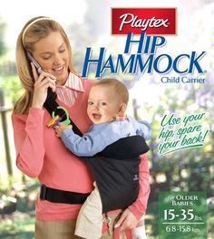 Playtex Recalls Hip Hammock Infant Carriers Due to Fall Hazard Consumers should stop using this product unless otherwise instructed. It is illegal to resell or attempt to resell a recalled consumer product.