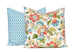 Decorative Pillow Cover Tropical Pillow Cover by CompanyTwentySix