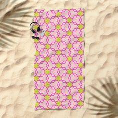 Retrostar #3 (By Salomon) #towel #beach #apparel #fashion #urban #style #streetstyle #tropical #holydays #pattern #mosaic #mosaico #beach #espana #spain #stars #universe #retro #society6 @society6