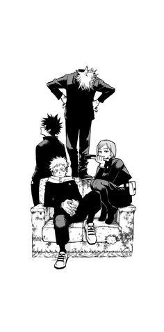 Manga Tattoo, Anime Tattoos, Wallpaper Iphone Neon, Cute Anime Wallpaper, Animes Wallpapers, Cute Wallpapers, Jiraiya Y Naruto, Anime Lock Screen, Cute Patterns Wallpaper