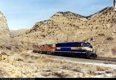 RailPictures.Net Photo: MPEX 5000 Motive Power Industries MKO MK50-3 at Royal, Utah by Kevin The Krazy 1
