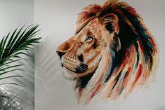 LION // STAY WILD series // Brooklyn Lamb