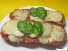 Pizzabrote   Cookarella – Rezepte, kreatives Kochen und mehr! ♥