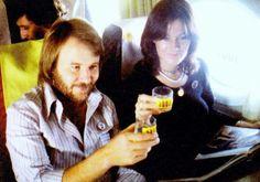 ABBA Benny and beautiful Frida