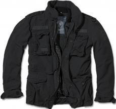 Fieldjackets & Feldjacken Brandit Giant Jacke Schwarz S BranditBrandit Military Style Coats, Military Parka, Army Style, Us Army Jacket, Bomber Jacket, Looks Vintage, Style Vintage, Moda Vintage