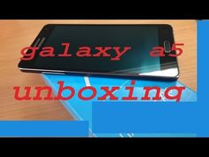 Samsung Galaxy A5 Unboxing & Hands On Overview TIK