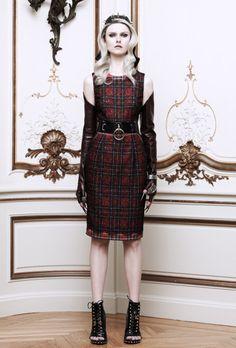 Preen Tartan Dress