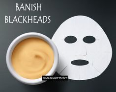 Homemade facial masks are best and safe natural treatments to get rid of blackheads. In today's post will share with you facial masks which will not only remove your blackheads but it will reduce y… Face Mask For Blackheads, Acne Face Mask, Face Face, Homemade Facial Mask, Homemade Facials, Blackhead Mask, Blackhead Remover, Diy Pore Strips, Face Breaking Out