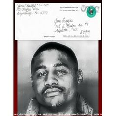 SAMUEL RANDOLPH   Convicted of Double-Homicide and Wounding Five Others During a Shooting Spree to Avenge a Brawl in 2001   Sentenced To Die 17 August 2006   UNOPENED letter sent 2 days before EX date